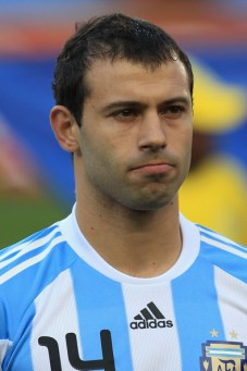 Javier Mascherano Net Worth
