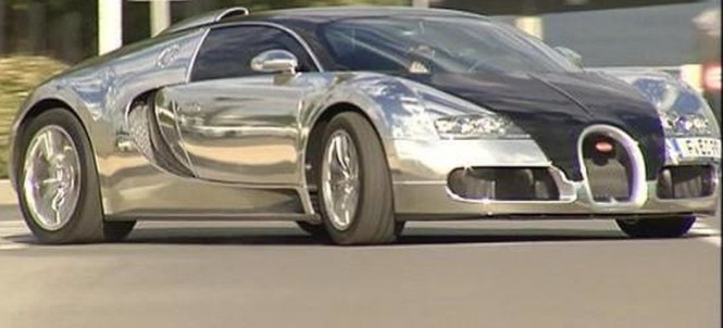car of Benzema