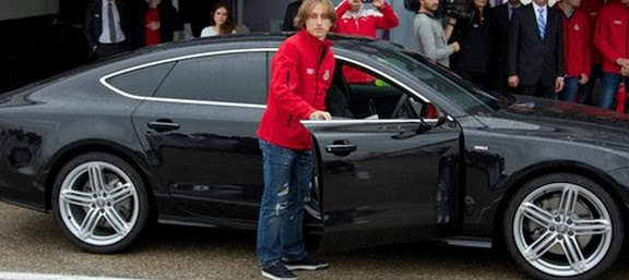 car of modric