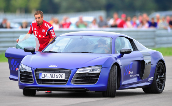 car of lahm