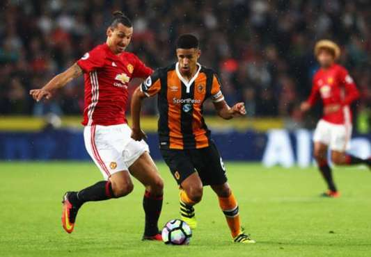 Man Utd vs hull city