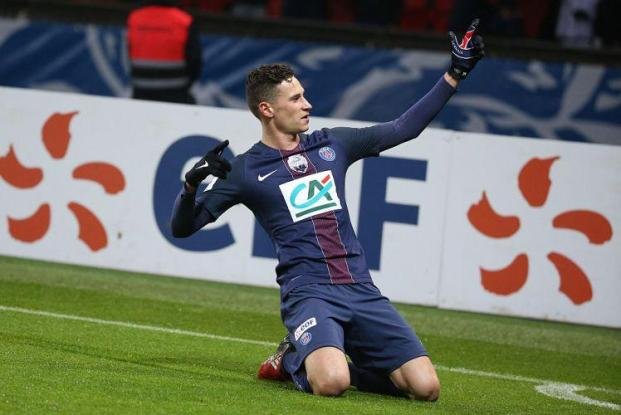 PSG defeated Rennes