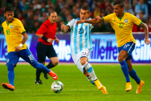Argentina face Brazil at Melbourne in June for a friendly clash