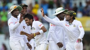 The best team of Bangladesh cricket visiting Sri Lanka