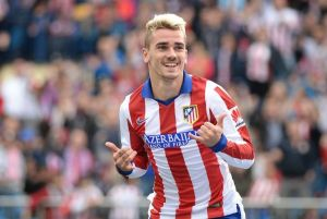 Griezmann loving life at Atletico Madrid and wants to stay