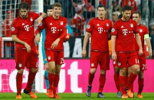 Bayern Munich picked as favourite for Champions League QF Leg 1