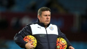 Leicester city handed first league defeat under Shakespeare