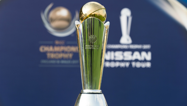 ICC Champions trophy tour to RSA