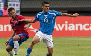Juan Barrera shines for Nicaragua as they confirm CONCACAF Gold Cup
