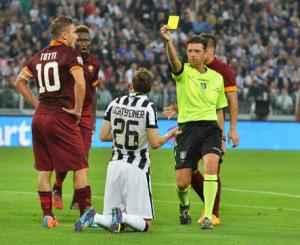 Juventus waiting isn't over as Roma beats them at home