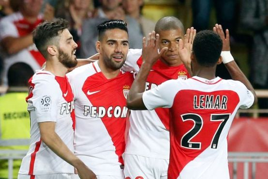 Monaco road to Ligue 1 title
