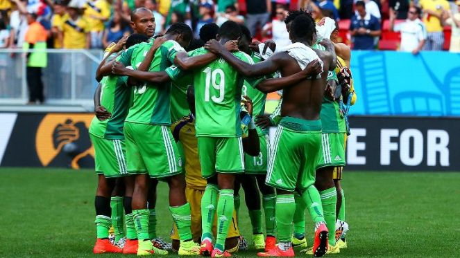 Nigeria in World cup 2018