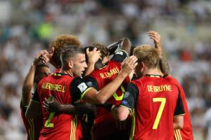 Belgium confirmed as the sixth team in 2018 FIFA World Cup