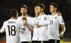 "The Unbeaten Germany get closer to Russia World Cup from group ""C"""