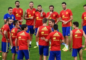 Spain football team is very close to reach 2018 World Cup clash