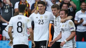 Germany secured World Cup ticket with hundred percent winning record