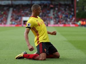 Richarlison snatches a point for Watford with a last minute strike