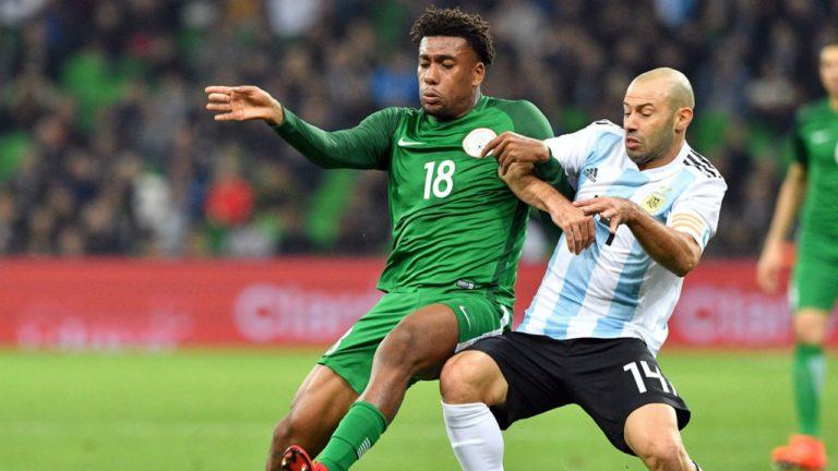 Argentina vs Nigeria