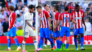 Atletico Madrid to face the Blancos with full strength