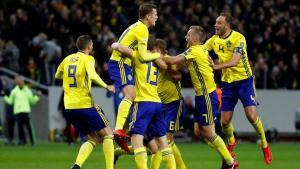 Sweden Vs Chile [Friendly International]: Watch online 24.03.2018