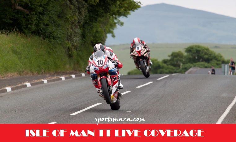 Isle of Man TT 2019 Live stream online free