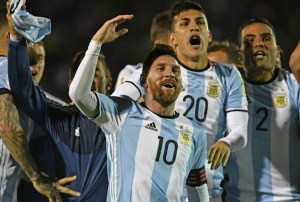 Argentina contemplated playing lot of friendlies ahead of the World Cup