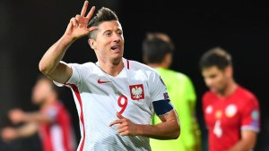 Poland take Chile on June to play pre-world cup friendlies