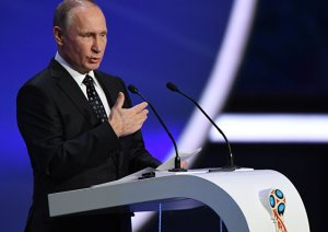 Russia President pay a visit to Infantino to talk-over about World Cup 2018