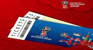 World Cup 2018 tickets are sold at 40 times more than the actual price