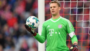 Germany coach hoping to get off goalkeeper Manuel Neuer in World Cup