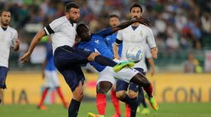 France beat Italy in World Cup 2018 warm-up match