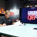 Orlando, FL - April 5, 2016 - Wide World of Sports: Jon Gruden during the 2016 class at Gruden Camp (Photo by Scott Clarke / ESPN Images)