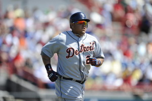 Miguel Cabrera - Detroit Tigers - March 18, 2012