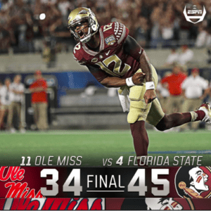 Florida State Wins