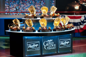 November  01, 2011 - Bristol, CT - Studio A:  Rawlings Gold Glove Award Show
