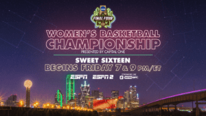 Sweet Sixteen graphic