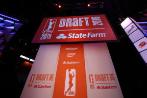 Uncasville, CT - April 14, 2016 - Mohegan Sun Arena: The 2016 WNBA Draft presented by State Farm (Photo by Allen Kee / ESPN Images)