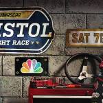 NBC SPORTS PRESENTS MONSTER ENERGY NASCAR CUP SERIES RACING FROM BRISTOL MOTOR SPEEDWAY SATURDAY, AUGUST 19, AT 7 P.M. ET ON NBC