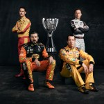 KYLE BUSCH, KEVIN HARVICK, JOEY LOGANO & MARTIN TRUEX JR. RACE FOR THE NASCAR CUP SERIES CHAMPIONSHIP THIS SUNDAY, NOV. 18 AT 3 P.M. ET ON NBC