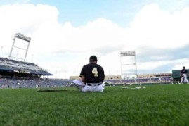 College World Series - June 25, 2014