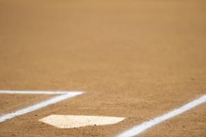 home plate. baseball.  (Photo by Phil Ellsworth / ESPN) - RAW FILE AVAILABLE -.- 20120419_CSB_PE21964.jpg -