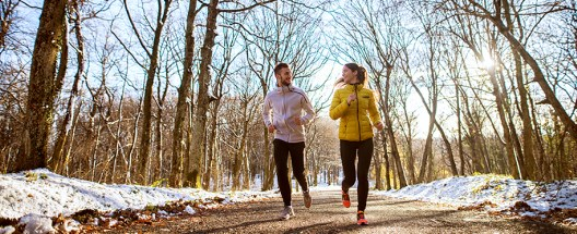 Outdoor Winter Workout Tips