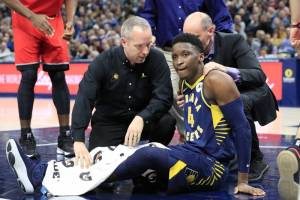 What To Know About Victor Oladipo's Quad Injury