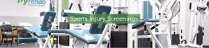 Benefits of sports injury screenings