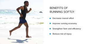 Learning to Run More Softly Can Reduce Risk for Overuse Running Injuries
