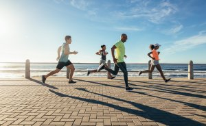 How Exercise May Affect Your Immunity