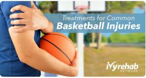 Treatments for Common Basketball Injuries