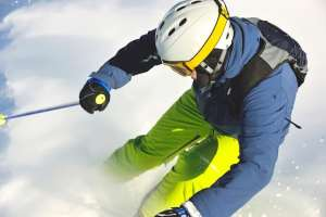 Skiing with or without a Helmet with Dr. Jeremy Alland from Rush