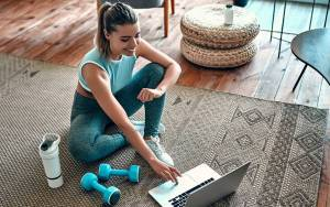 Online Training is New Top Fitness Trend for 2021