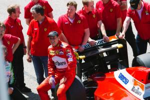 F1 Driver Fitness Vital To Success On The Track